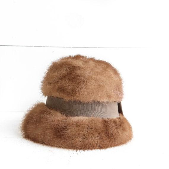 1960s Women's Fur Hat Gerber Memphis - image 4
