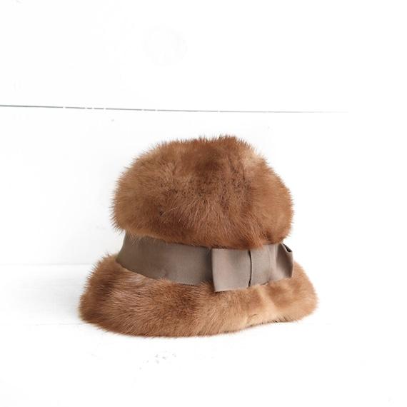 1960s Women's Fur Hat Gerber Memphis - image 3