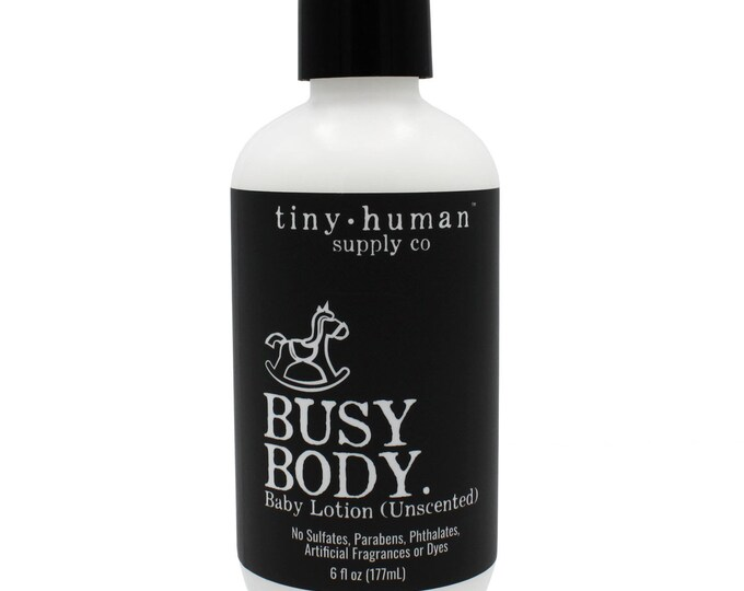 Busy Body™ Baby Lotion, Milk and Honey