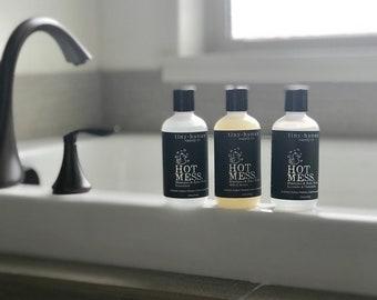 Hot Mess™ Shampoo & Baby Wash, Milk and Honey