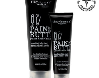 Pain in the Butt™ Diaper Rash Cream
