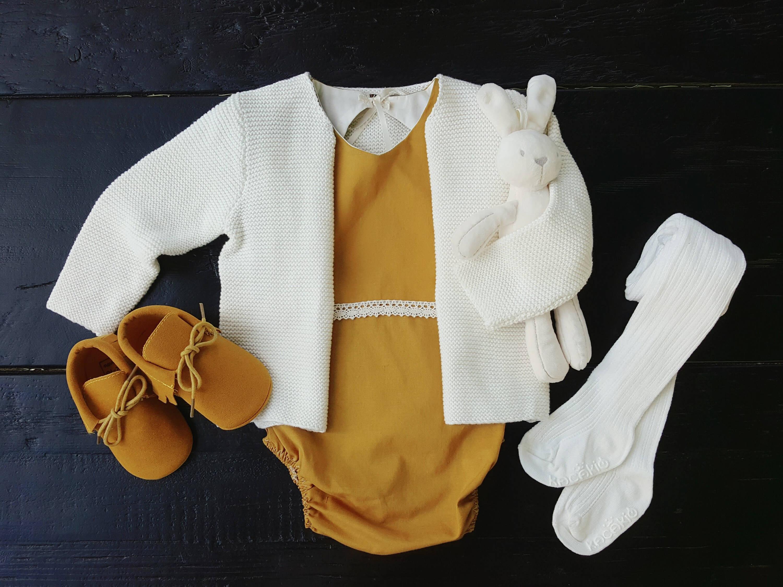89539e78df02 Baby Girl Romper