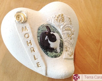 Pet Urn With Photo - Personalized Pet Urn