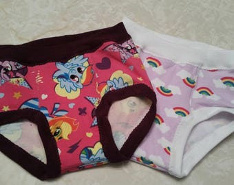 Kid's Concealing Briefs Transgender Underwear