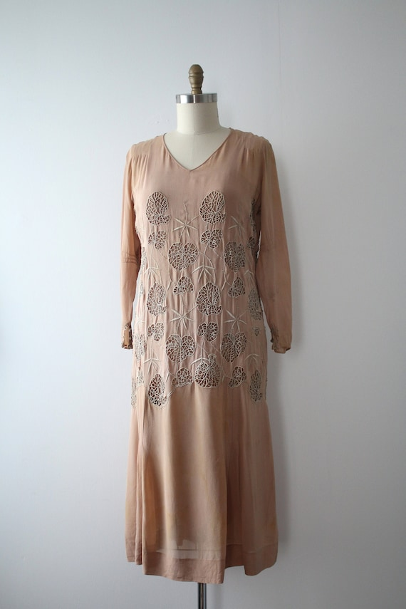 vintage 1920s novelty dress