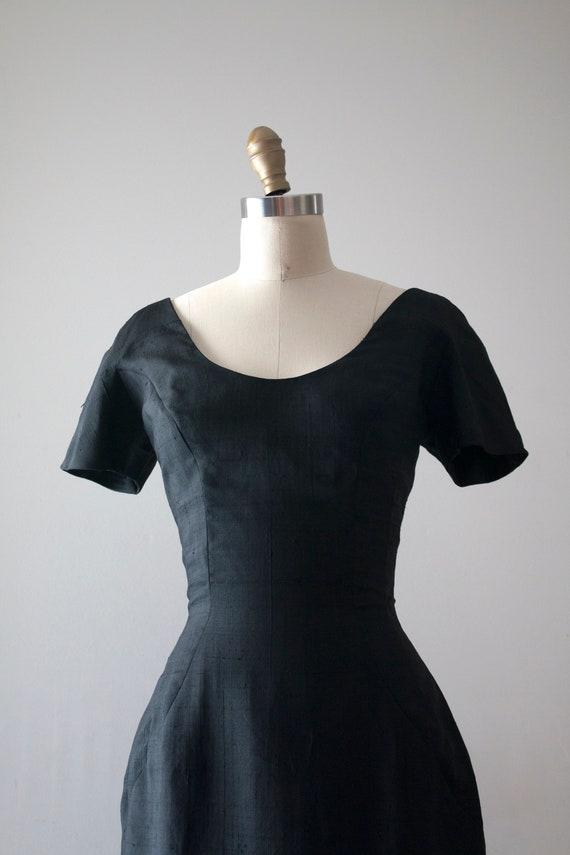 vintage 1960s Estevez cocktail dress - image 2
