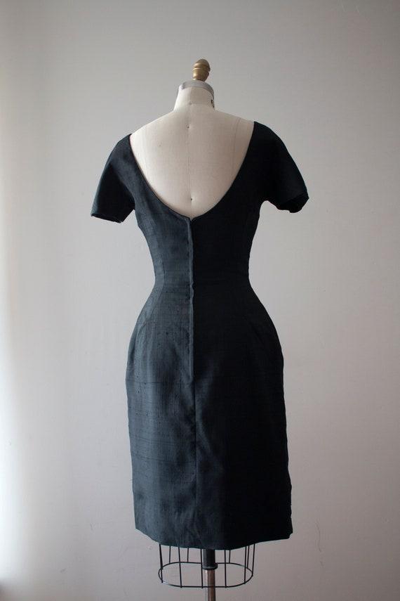 vintage 1960s Estevez cocktail dress - image 4