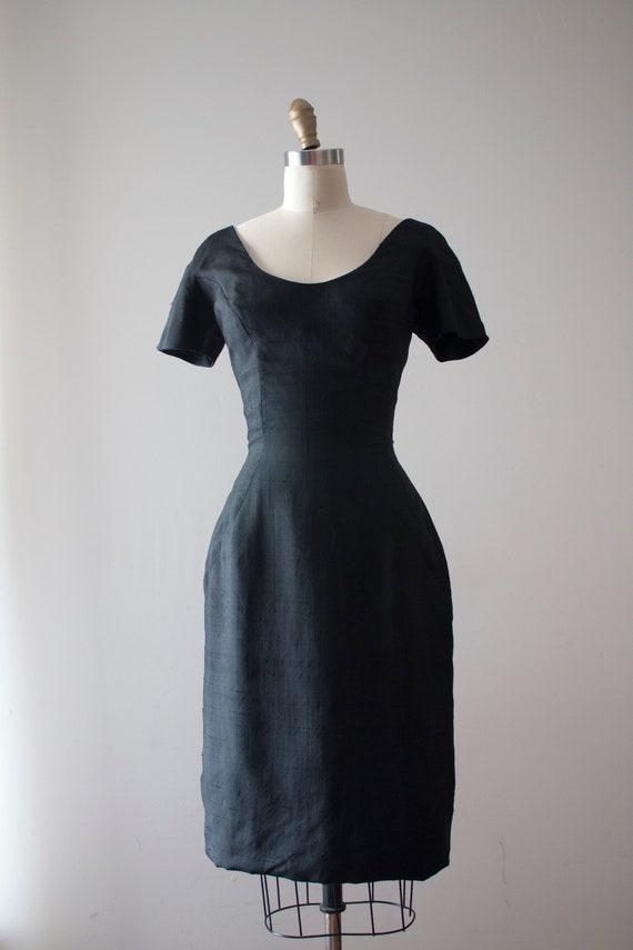 vintage 1960s Estevez cocktail dress - image 1