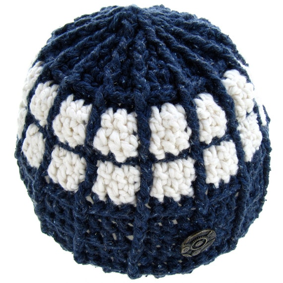 Tardis Inspired Hat Scarf Crochet Pattern Doctor Who Etsy