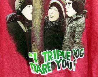 Vintage A Christmas Story Tshirt