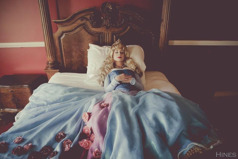 8x12 Sleeping Beauty Photo Print Traci Hines ready to ship image 0