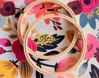 """6"""" embroidery hoop 