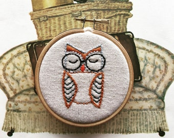 embroidery kit | hand embroidery | modern embroidery kit | DIY embroidery | eli hootie