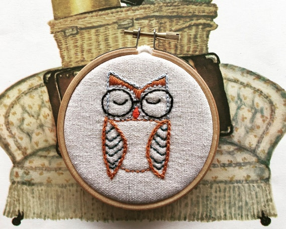 hand embroidery kit | embroidery kit | modern embroidery kit | DIY embroidery | eli hootie