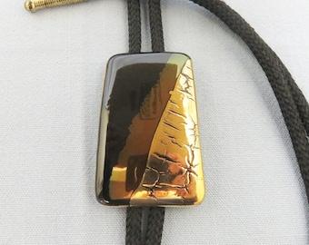 Rhinestone Purse Bolo Tie Rockin/' JK Designs Vintage Feminine Bolo Tie