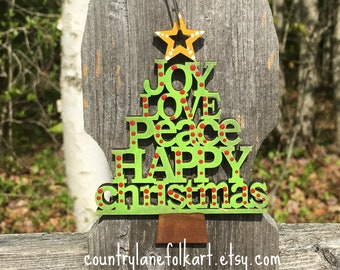 Christmas ornament, wood Christmas tree ornaments, Christmas tree decoration, best selling items, hand painted