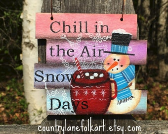 snowman christmas tree ornaments, Christmas ornaments handmade, hand painted ornaments, best selling items, hot cocoa, hot chocolate,