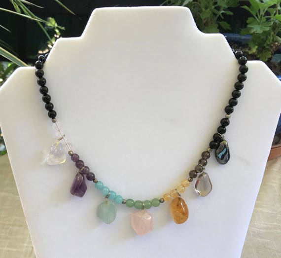 Strength Chakra Necklace