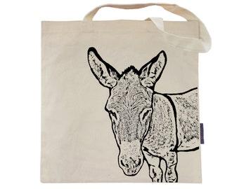Mary the Donkey - Eco-Friendly Tote Bag