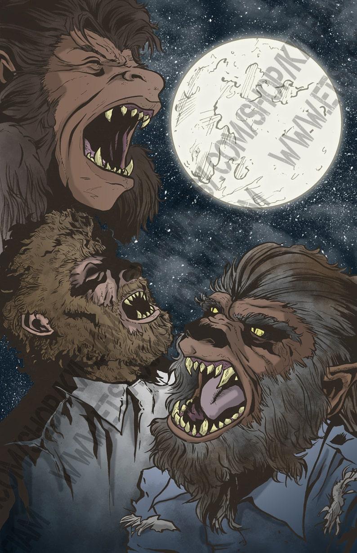 Three Wolfman Moon image 0
