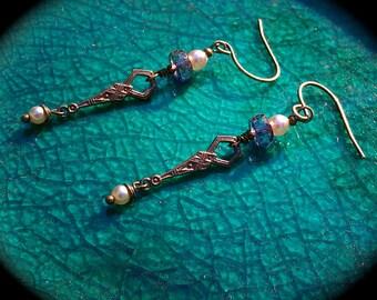 Vintage Victorian Earrings