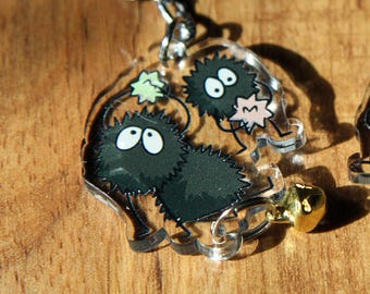 Soot Sprites and Candied Stars - Spirited Away Charm