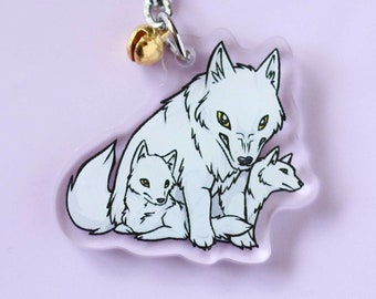 Moro and pups - PM Charm