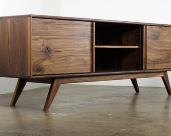 The G3 A Mid Century Modern Tv Console Tv Stand Etsy