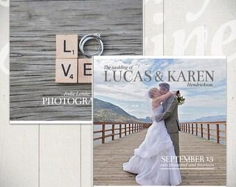Wedding Albums Scrapbooks Etsy