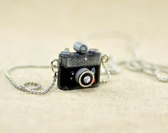 Personalized necklace Minox DCC Camera miniature / personalized gift /personalized necklace