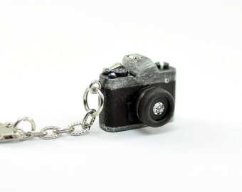 Nikon FM2 Camera miniature Necklace