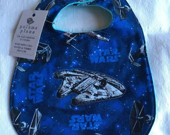 Bib for Baby and Toddler- STAR WARS