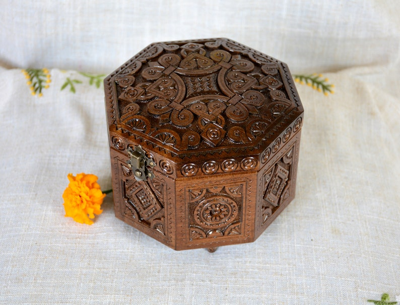 wedding ring holder wood signs Wooden jewelry box boite \u00e0 bijoux schmuckk\u00e4stchen B40 wood jewellery organizer box