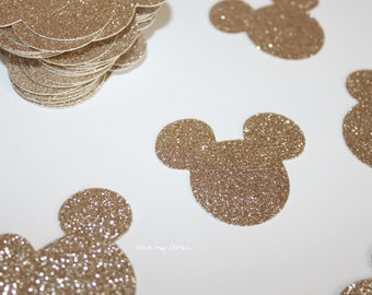 Minnie Mouse Party Confetti Glitter Hot Pink Glitter Confetti perfect for your Party Shower Embellishments Decorations Cards 1st Birthday