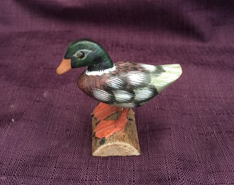 Antique Wooden Ducks Etsy
