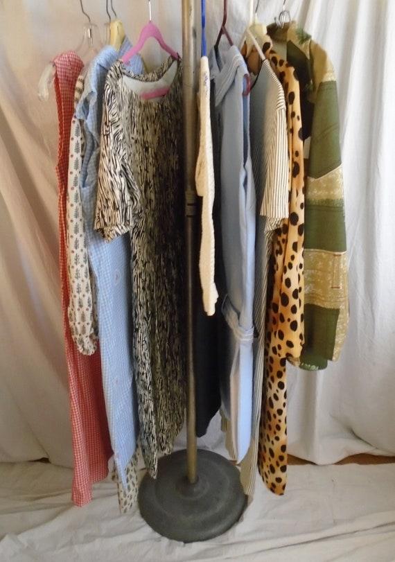 Vintage Dress Wholesale lot 1950s 1960s 1970s 9 Di