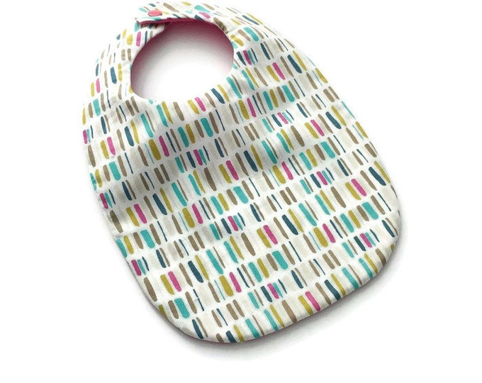 Mod Bib - Baby Bib - Bib for Baby Girl - Gift for Baby