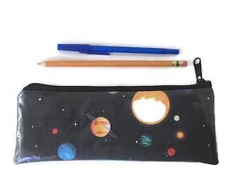 Planets Pencil Case – Space Pencil Pouch