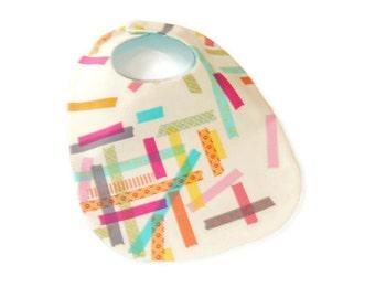 Unisex Baby Bib - Organic Cotton Baby Bib - Baby Gift Under 20
