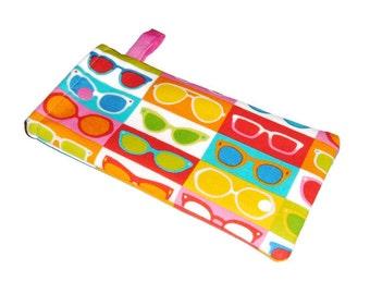 Glasses Pouch - Teacher Gift- Sunnies - Eyeglasses Case