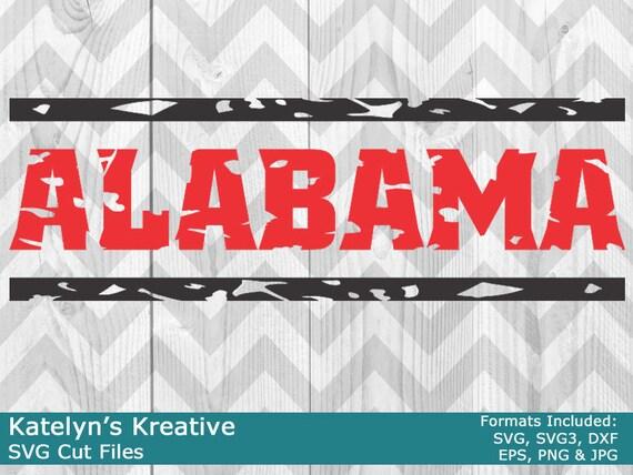 Alabama vector Alabama DXF Grunge svg Alabama Distressed SVG Alabama SVG Alabama file ai Distressed svg eps Digital Download dfx