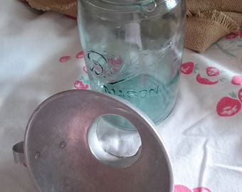 Canning Jar Funnel, Vintage Canning Tool, Vintage Kitchen Utensil, Food Preservation, Farmhouse Kitchen