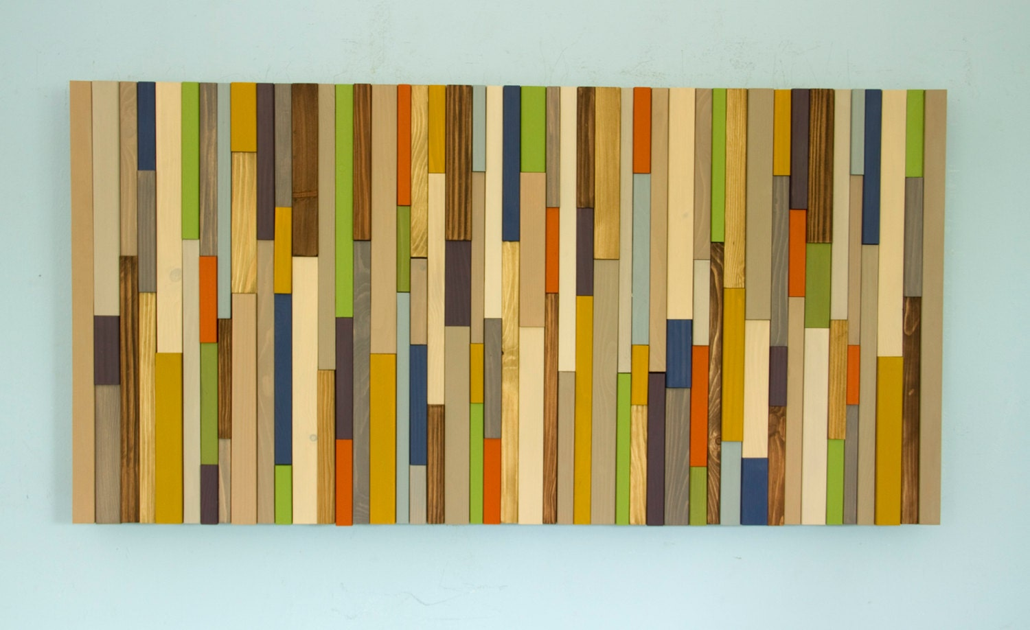 Wood Wall Art, Modern wood art, reclaimed 3D wood sculpture, Mid ...