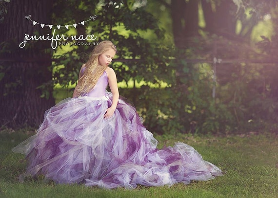 Pixie Tutu Dress With Trainum Lavender Purple And Etsy