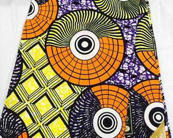 Ankara Wax/African Prints/African Fabric/Crafts/African Clothing/ Ankara / Wax/ Ankara Wax Sold per yard