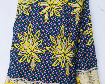 African Fabric, Stone fabric, Lace,  Clothing, fabric,crafts,sold per yard