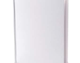 """Hardcover Blank Book (6"""" x 8"""") - Do It Yourself Blank Book, create your own book"""