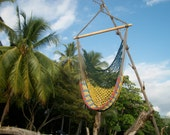 Pura Vida Hammock Chair -...