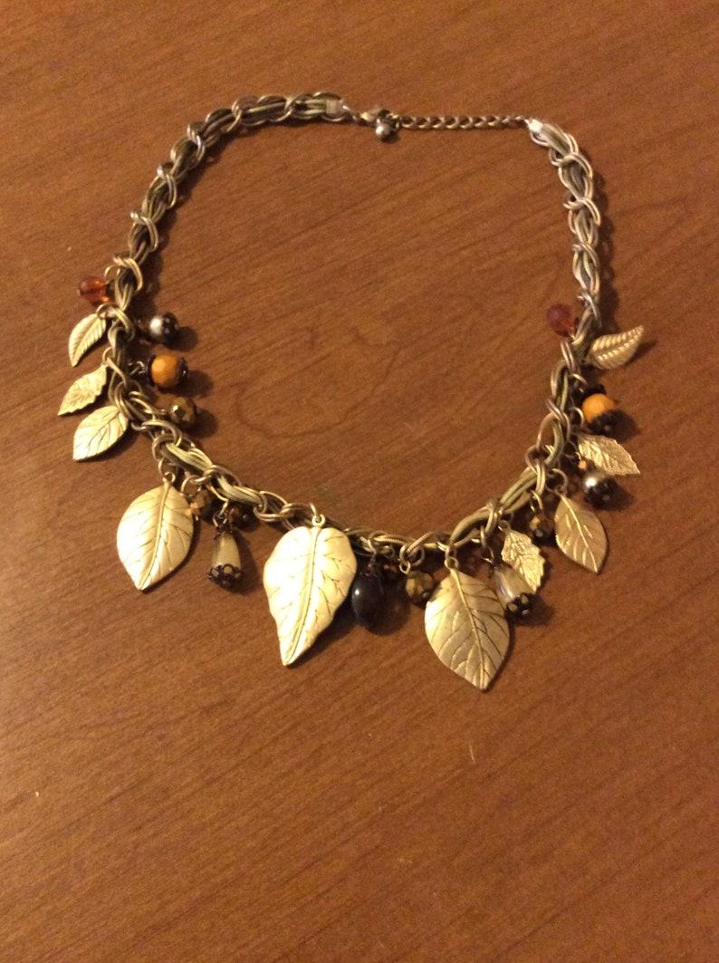 Costume Jewelry Necklace.