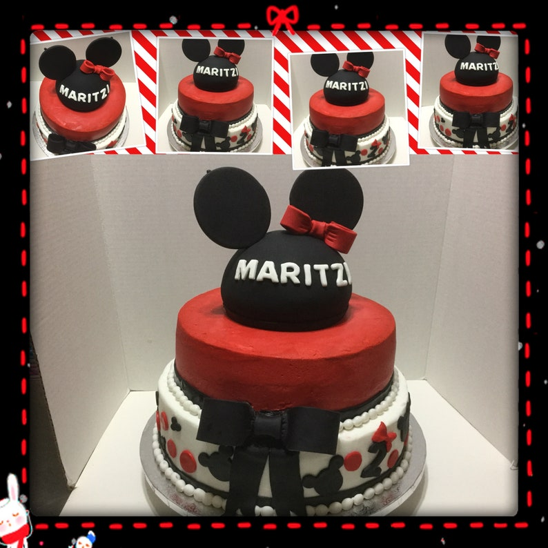 MINI Cake For Birthdays Or Any Celebration We Also Have The
